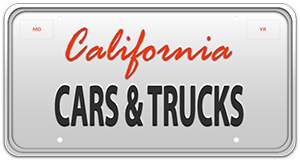 California Cars & Trucks